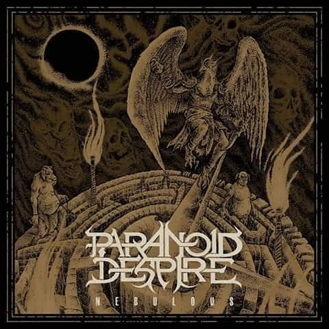 Paranoid Despire - Nebulous. The Metal Rebel