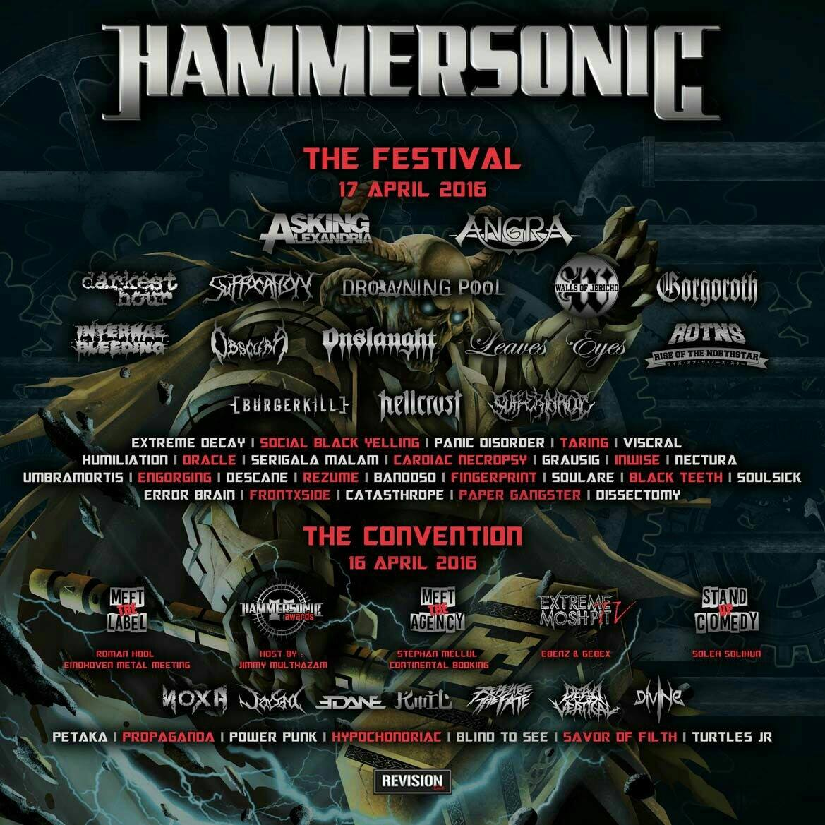 Image Result For Hammersonic