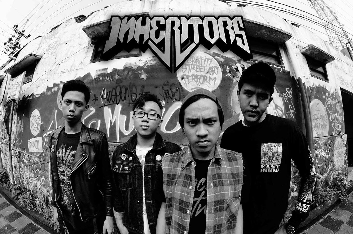 Inheritors - The Metal Rebel