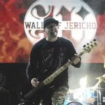 Walls of Jericho at Hammer Stage