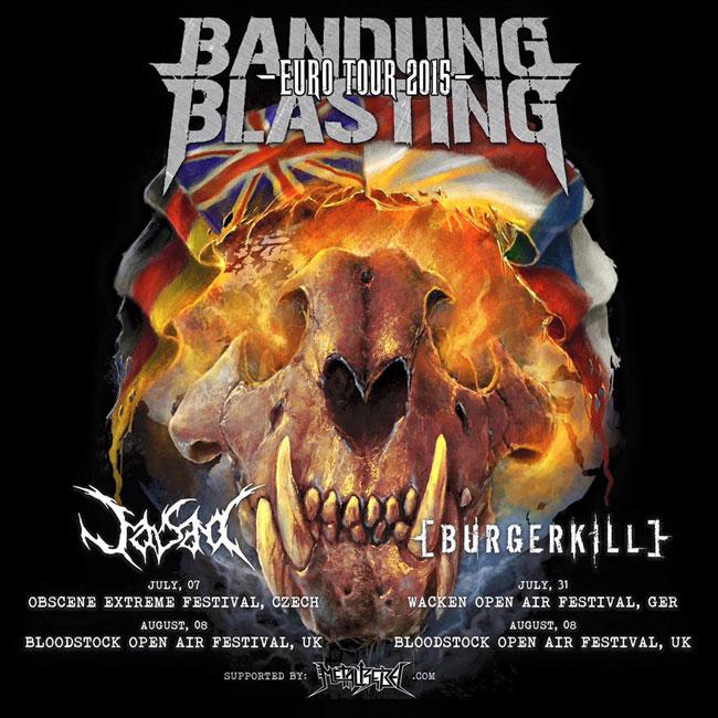Bandung Blasting 2015